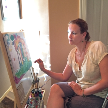 gen painting