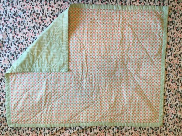 Angelica's baby blanket series