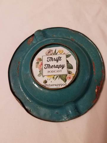 Thrift box contents