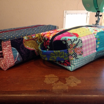 Pouches by Sarah