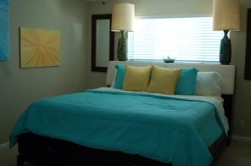 AC's bedroom (photo by Casey Kopecky)