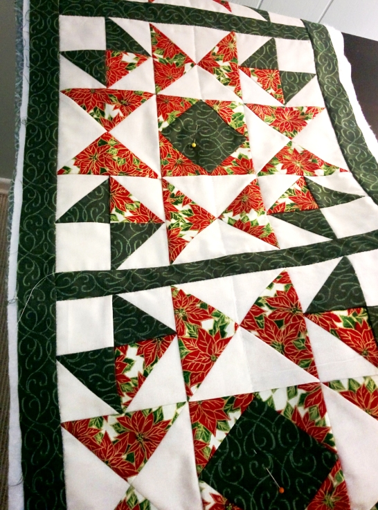 Diana's quilt