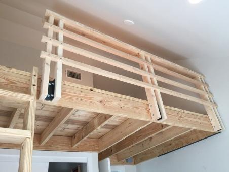 Edie's loft