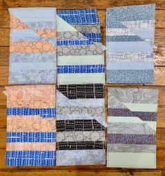 Quilt squares by Angelica