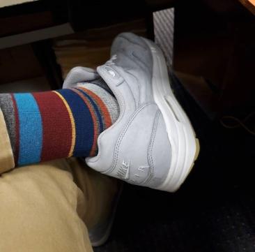 Kendall's cool socks